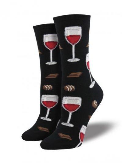 okwinkel.nl - Wijn_sokken zwart