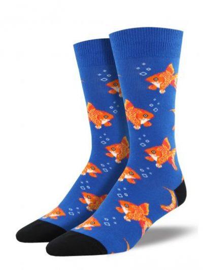 okwwinkel.nl - Sokken met goudvissen