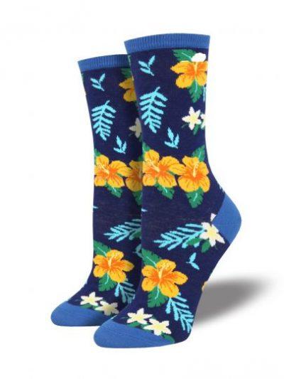 Aloha Bloemen sokken