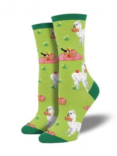 Alpaca Lunch sokken