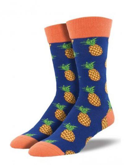 Ananas sokken Heren