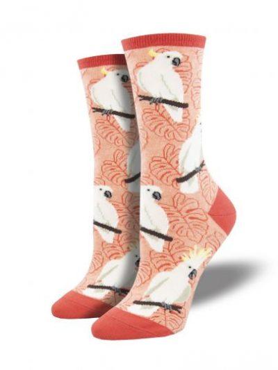 Cockatoo sokken