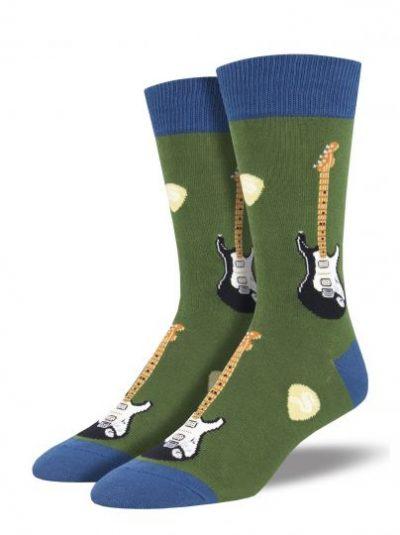 Elektrische gitaar sokken