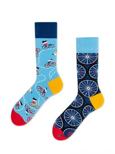 Fiets sokken