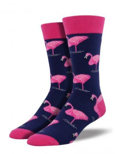 Flamingo sokken heren