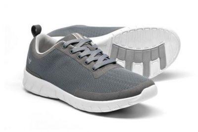 Grijze Suecos Alma Medische sneaker