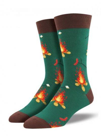 Kampvuur sokken