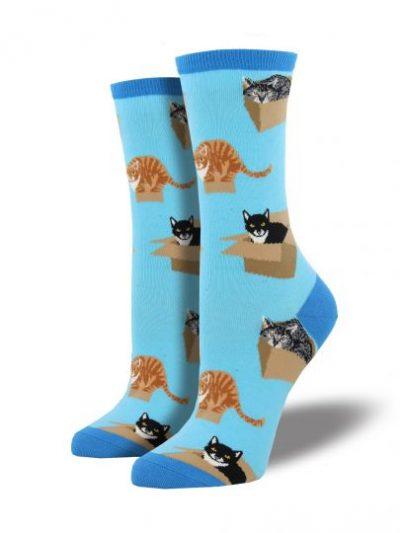 Katten sokken