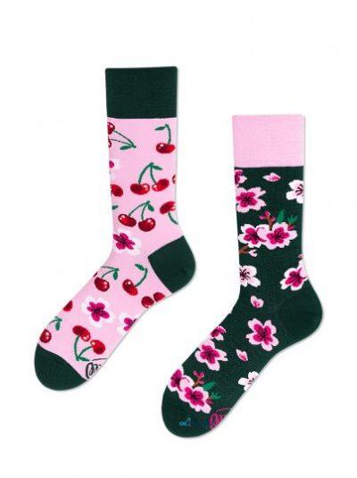 Kersenbloesem sokken MM
