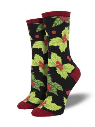 Kersthulst sokken