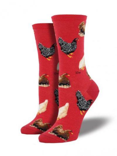 Kippen sokken