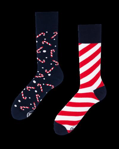 Leuke kerst sokken
