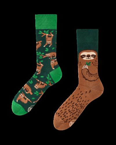 Luiaard sokken MM