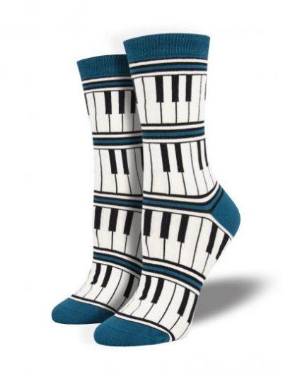 Piano Bamboe Sokken