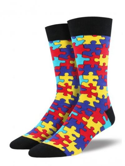 Puzzel Sokken