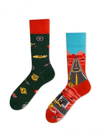Route 66 sokken
