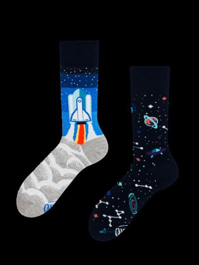Ruimteschip sokken