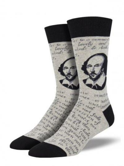 Shakespeare Sonnet Sokken