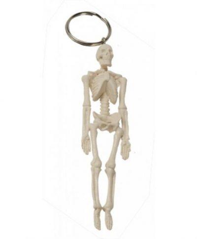 Sleutelhanger menselijk skelet