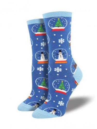 Snowglobe sokken