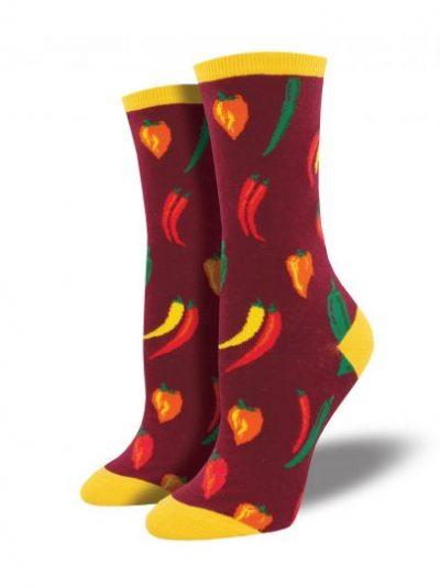 Spaanse peper sokken
