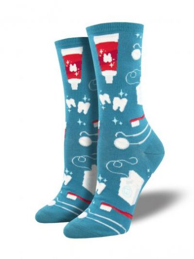 Tandarts sokken