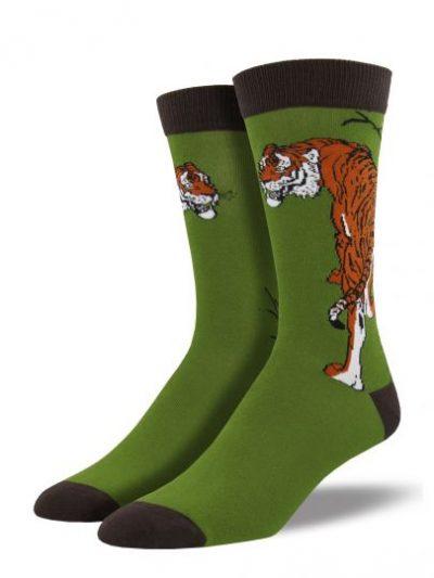 Tijger sokken