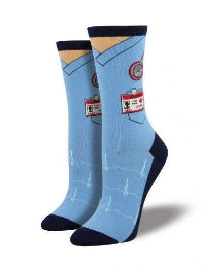 Verpleegkundige sokken