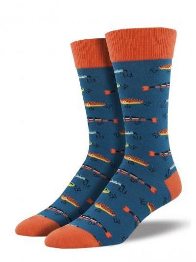 Vis sokken
