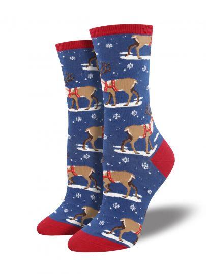 Winter Rendier sokken