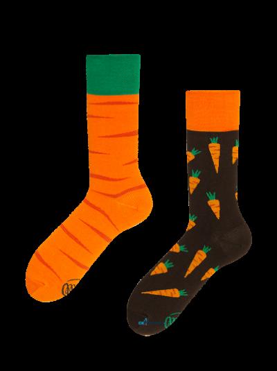 Wortel sokken