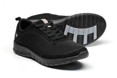 Zwarte Suecos Alma medische sneakers